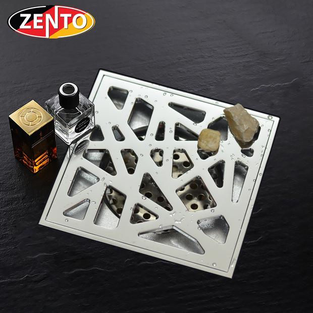 Thoát sàn chống mùi và côn trùng Zento ZT573 (120x120mm)